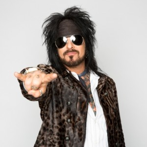 SHOCK BOX Nikki Sixx 2018