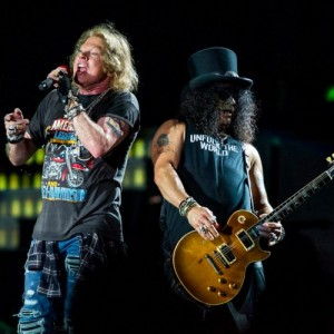 SHOCK BOX Guns N Roses 2020